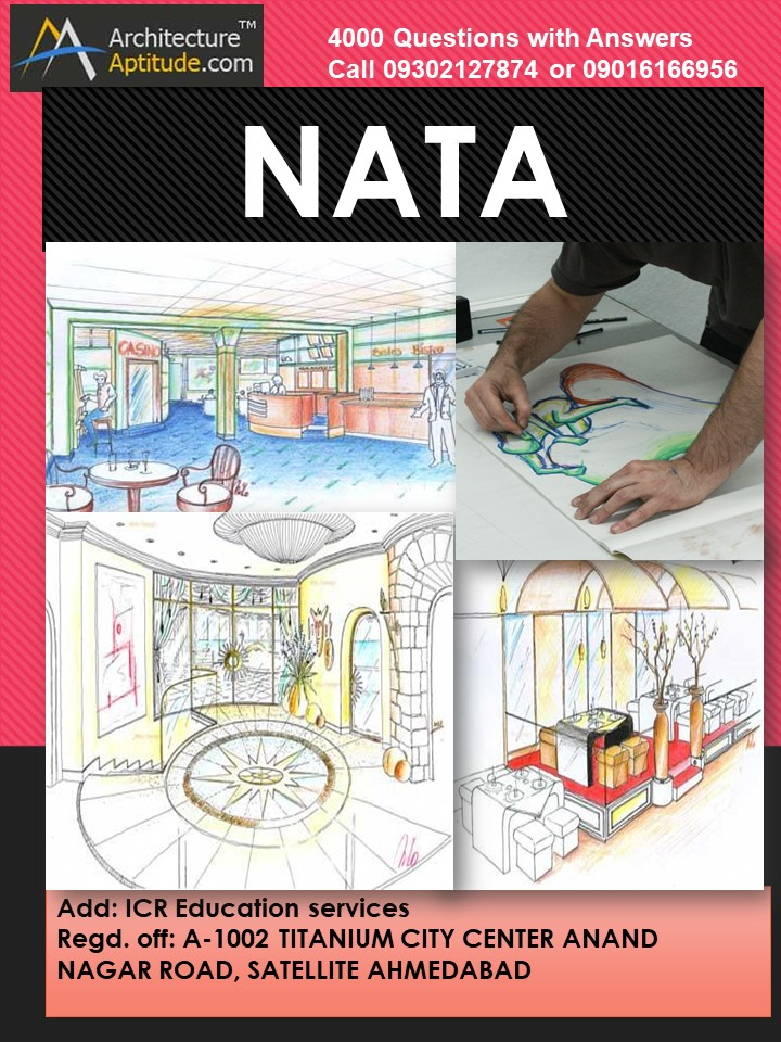 nata previous year solved papers