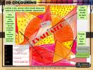 2d composition colouring NATA JEE B.ARCH NID NIFT