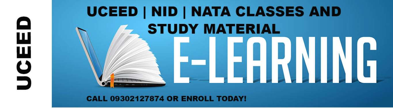 UCEED 2019 Study Material   NATA CEED JEE B Arch  GATE NID NIFT